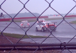 Porsche Carrera Cup GB runners tackle Maggotts