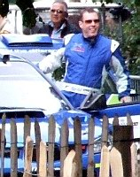 Colin McRae at the 2007 Goodwood Festival of Speed - pic by Flickr user Henley_Regatta.