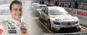 Gary Paffett: juggling F1 testing and DTM racing