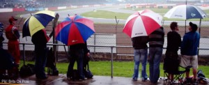 Rain-prone Silverstone sees its last F1 race in 2009