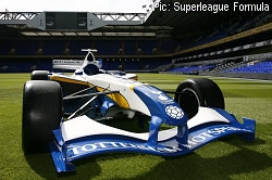 The Tottenham Hotspur car at White Hart Lane