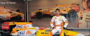 Adam Khan becomes a Renault demonstration driver