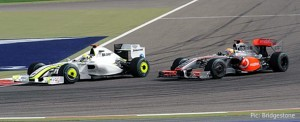 Jenson Button's early overtake on Lewis Hamilton was the foundation of his victory