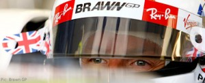 Jenson Button ponders the challenge ahead