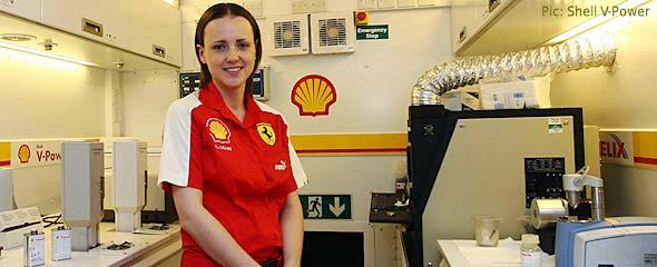 Shell's Lisa Lilley