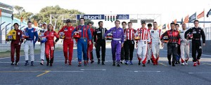 Driver photo-call at Estoril