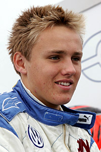 Max Chilton - moving on up