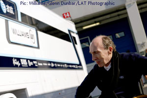 """Formula One is my life,"" says Sir Frank Williams"