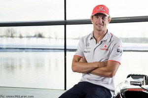 A range of JB caps and shirts are available from McLaren
