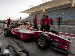 ART Grand Prix's Sam Bird saw an upturn in his fortunes in Bahrain