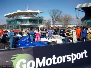 The day was promoted by the GoMotorsport campaign