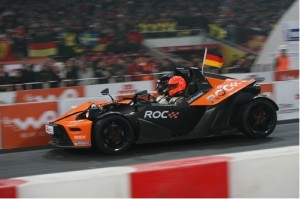 Race of Champions: The KTM X-Bow was a star of 2009
