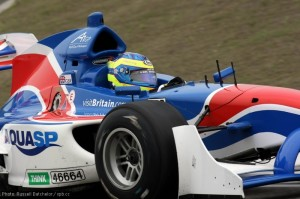 Tappy will be reunited with the car design he drove as A1 Team GB rookie in Shanghai and Mexico City