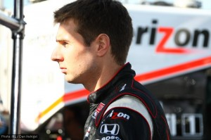 Will Power is making this season's early running