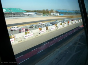 The Toyo Tires Racing Saloons grid