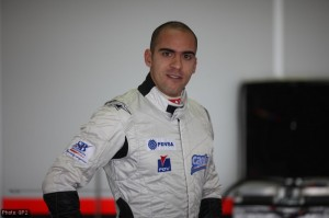 Pastor Maldonado at the previous test, held at Paul Ricard