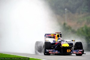 Mark Webber made the right call in the wet at Sepang