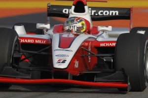 Qualifying session (Pic: GP2 media)