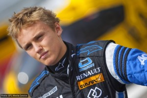 Max Chilton will race for Ocean