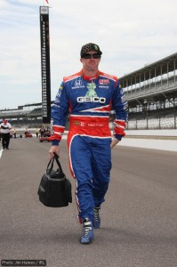 Be afraid, be very afraid: Paul Tracy is back