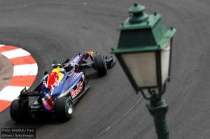 Mark Webber is on a roll at the moment