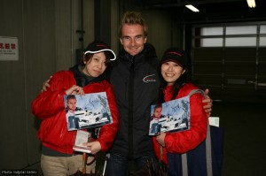 At Motegi for Roth Racing, before it all went wrong