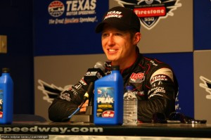 Ryan Briscoe will start on pole