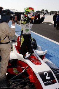 F3 Euro Series victory for Alexander Sims