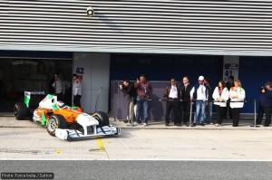 Formula One Testing, Day 4, Jerez, Spain