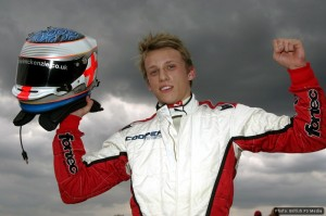 McKenzie recorded two victories in British F3 during 2010.