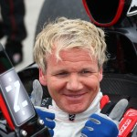Chef Gordon Ramsay was honorary Grand Marshal