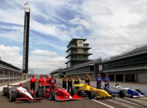 The Road to Indy team