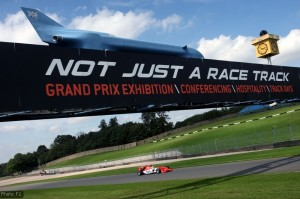 Donington: not just a race track, also a legendary venue