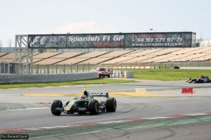 Lotus in FR3.5 is the Malaysian Mofaz team rebranded