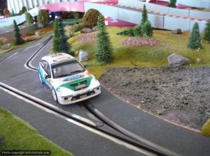 Tacking the rally stage