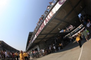 Gasoline Alley at the IMS