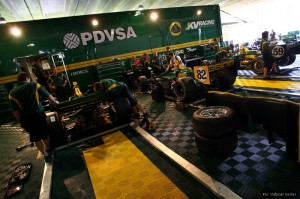 KV Racing will compete in the Lotus Group's colours