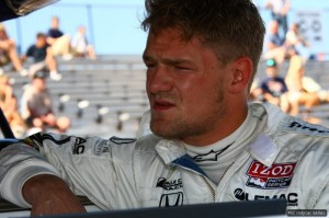 James Jakes was a surprise addition to the IndyCar world when he joined Dale Coyne