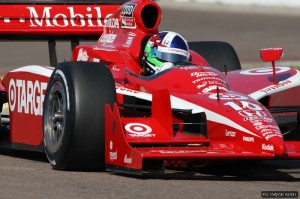 Dario Franchitti is chasing his fourth title in five seasons