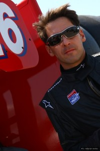 James Winslow signed a one-off deal to race for Andretti