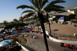 Long Beach is one of the world's great street courses
